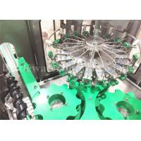 Buy cheap Carbonated Soda Water Crown Capping Machine / Coke Cola Bottle Filling Line product