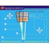 Buy cheap Plastic Waterproof Adhesive Texture Membrane Patch Panel Labels With Led Window product