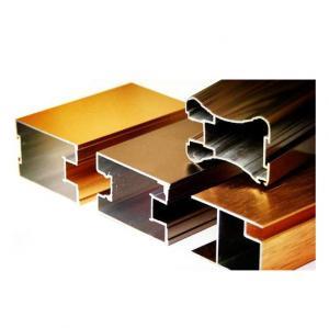 Buy cheap Furniture Closet Frame 6063 Aluminium Wardrobe Door Extrusions product