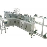 Buy cheap ALT-YL210 Half arc Type nonwoven  Mask   Machine low Price  6.5kw  1200kg product