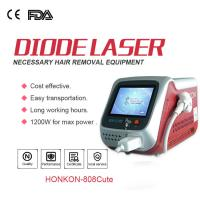 Buy cheap Professional Painless 808nm Diode Laser Hair Removal Machine for beauty salon ,laser 808 product