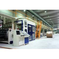 Fully Automatic Corrugated cardboard production line-Slitter scorer