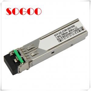 1000BASE-T Single Mode SFP Optical Transceiver / Module GLC-T