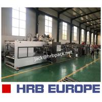 Buy cheap High Precision Corrugated Box Manufacturing Machine 3.9mm Standard Plate Thickness product