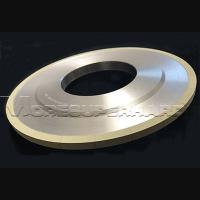 Buy cheap Cylindrical Diamond Grinding Wheel lucy.wu@moresuperhard.com product