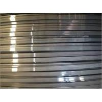 Buy cheap Welded Mesh 304 Stainless Steel Flat Spring Wire Industrial High Strength product