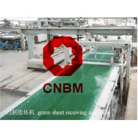 Buy cheap 3 Million Sqm Per Year Fiber Cement Board Production Line 2000KW Power product