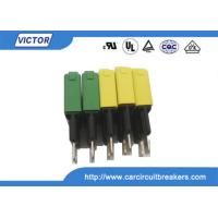 Buy cheap Miniature Bimetal Thermal Switch , Normally Closed VDE Thermal Fuse Color Code product