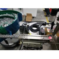 Buy cheap Electronic Plastic Rotary Vibratory Feeder 220v 50-100 Kg Weight ISO Certificate product