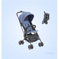 Buy cheap Mini Capsule Plus Baby Carriage Stroller One Hand Innovative One - Step Folding product