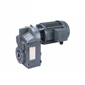 Buy cheap Foot Mounted Parallel Shaft Helical Gear Motor product