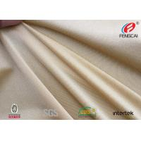 Buy cheap UPF 50 Polyester Spandex Fabric  Moisture Wicking Material 200gsm Eco Friendly product
