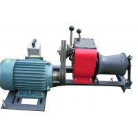 8KN 1 Ton Electric Cable Pulling Winch Steel Electric Cable Winch Puller Manufactures