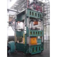 Buy cheap Compact  1000T Hydraulic Oil Press , Double Action Hydraulic Drawing Press product