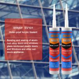 China General Purpose Acrylic Construction Adhesive Sealant Waterproof Liquid Glue Type on sale