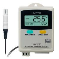 Buy cheap Elegant Appearance Temperature And Humidity Data Logger For Cold Storage product