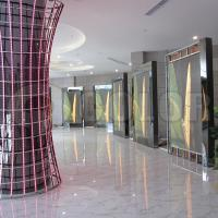 Buy quality High brightness Full Color P10 SMD indoor LED Screens for forum at wholesale prices