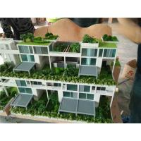 China Large Scale Villa 3D Model , Commercial Residential Building 3D Model on sale