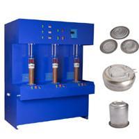 Buy cheap Three Station Braze welding machine Induction heating machine for Welding Aluminum Sheet product