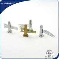 Buy cheap Concrete Metal Adjustable Steel Props Forms Standard Pin Wedge Bolt For Construction product