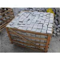 Buy cheap Light Silver Granite Effect Paving Slabs Corrosion Resistant Design product