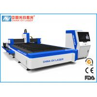 Buy cheap 500W Fiber 1mm Laser Sheet Metal Cutter for Advertising Letters Craft Cabinets product