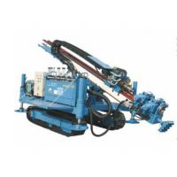 Buy cheap 150-250mm Hole Diameter Diamond Core Drill Rig 0-90 Degree Hole Angle product