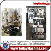 Buy cheap Automatic sachet bag liquid/paste packaging machine product