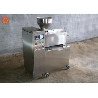 Buy cheap Hydraulic Sesame Seed Oil Extraction Machine 3000kg / 24H Capacity 1085 * 500 * 1520mm product