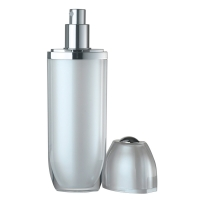 Buy cheap Lotion Cream Ms PP 100ml 3.38oz Bottle Cosmetic Packaging product
