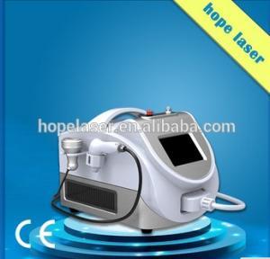 Buy cheap Mini Powerful Cavitation + Vacuum + Fractional Rf Body Slimming Equipment product