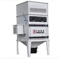 Buy cheap Washable Sinterplate 1mg/m³ Industrial Dust Collector product