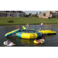 Buy cheap water trampoline combo(10) TRC03 product