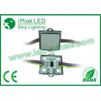 Buy quality High Power Digital LED Pixels With SD Controller / LED Pixel Christmas Lights Ip66 at wholesale prices