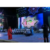 Buy cheap 65536 Dots / M² P3.91 Stage Rental Led Display , Led Backdrop Screen Rental product