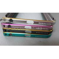 Buy cheap Iphone 6 Plus 0.7mm Alu Frame Phone Cover CNC Prototype Machining Anodization Oxidation product