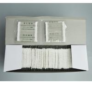 Buy cheap CS25-001 (Huby 340 CA-002) Cleanroom Cotton Swabs/paper handle cleanroom swab/cotton cleaning swab/huby340 cleaning swab product
