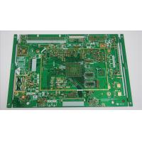 High TG PCB Multilayer Printed Circuit Board HASL Immersion Gold 1.2MM Thickness