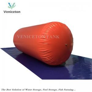 Buy cheap Veniceton pvc portable 5m3 biogas storage bag for biogas digester product