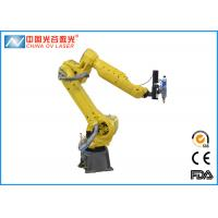 Buy cheap Robotic Arm Brass 3D Laser Cutting Machine for Carbon Steel Metal product