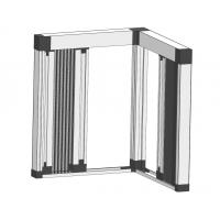 Buy cheap New design open left & right polyester pleated net flyscreen door product