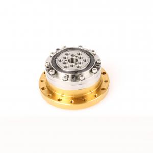 Buy cheap Size 14 Ratio 1:50 Harmonic Drive Gear Reducer High Movement Accuracy product