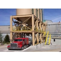 Buy cheap Bulk Solid Material Conveying Q235 Truck Loading System product