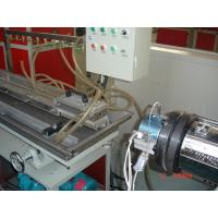 Buy cheap Moderate Gloss PVC Profile Extrusion Line , Profile Making Machine For Seal Band product