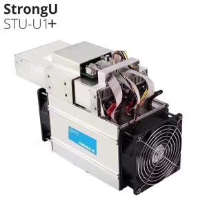 DCR miner DECRED miner Bitcoin Mining Device 12.8TH/S with PSU StrongU Miner STU-U1+