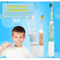 Buy cheap ABS/ TPE Nylon Bristle Toothbrush , 1 X AAA Battery Childrens Battery Toothbrush product