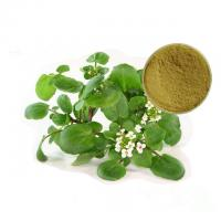 Buy cheap Whole Herb Plant Extract Powder Watercress Extract Nasturtium Officinale from wholesalers