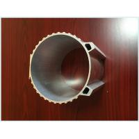 Buy cheap 6063 T5 Powder Coating Aluminum Extrusion Profiles Use Vehicle Rail Accessories product