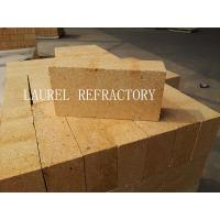 Buy cheap Red SK36 Refractory Fire Clay Bricks For Furnaces Low Porosity High Density product