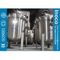 Buy cheap BOCIN CE stainless steel filter with multi-bags system for water treatment product